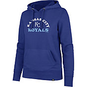 '47 Women's Kansas City Royals Headline Pullover Hoodie