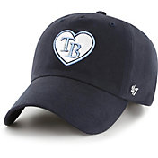 '47 Women's Tampa Bay Rays Courtney Clean Up Adjustable Hat