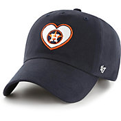 '47 Women's Houston Astros Courtney Clean Up Adjustable Hat