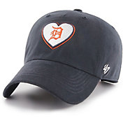 '47 Women's Detroit Tigers Courtney Clean Up Adjustable Hat