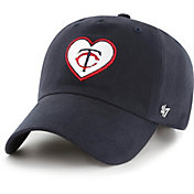 '47 Women's Minnesota Twins Courtney Clean Up Adjustable Hat