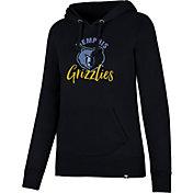 '47 Women's Memphis Grizzlies Navy Pullover Hoodie