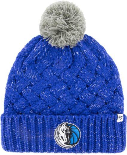 ... Dallas Mavericks Fiona Knit Hat. noImageFound 09848590592