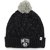 '47 Women's Brooklyn Nets Fiona Knit Hat
