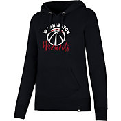 '47 Women's Washington Wizards Navy Pullover Hoodie