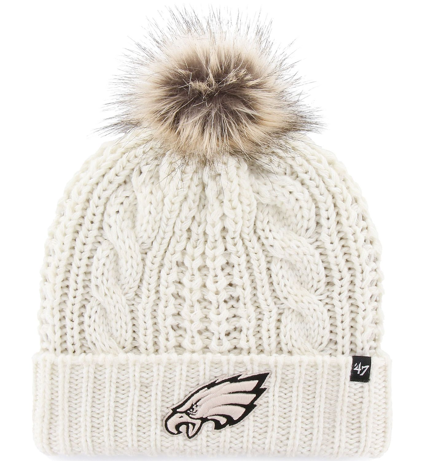 '47 Women's Philadelphia Eagles Meeko Cuffed Knit