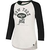 '47 Women's New York Jets Raglan Shirt