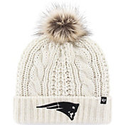 '47 Women's New England Patriots Meeko Cuffed Knit