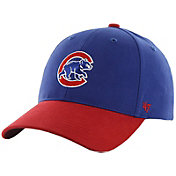 '47 Youth Chicago Cubs Short Stack MVP Royal/Red Adjustable Hat