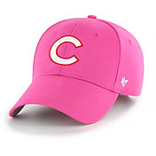 cd78ea76dd6 Product Image ·  47 Youth Girls  Chicago Cubs Basic Pink Adjustable Hat.