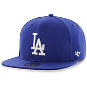 '47 Youth Los Angeles Dodgers Lil' Shot Captain Royal Adjustable Snapback Hat