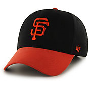 '47 Youth San Francisco Giants Basic Black Adjustable Hat