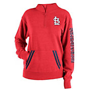 New Era Women's St. Louis Cardinals Quarter-Zip