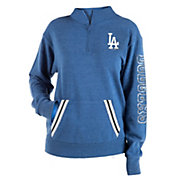 New Era Women's Los Angeles Dodgers Quarter-Zip