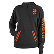 New Era Women's San Francisco Giants Quarter-Zip