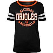 New Era Women's Baltimore Orioles Scoop Neck Shirt