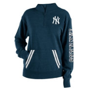 New Era Women's New York Yankees Quarter-Zip