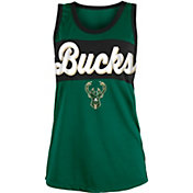 New Era Women's Milwaukee Bucks Mesh Tank
