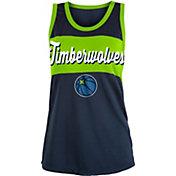 New Era Women's Minnesota Timberwolves Mesh Tank