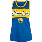 New Era Women's Golden State Warriors Mesh Tank