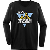 Brooks Women's 2017 Pittsburgh Marathon Long Sleeve Shirt