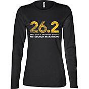 Women's 2017 Pittsburgh Marathon 26.2 Finisher Long Sleeve Shirt