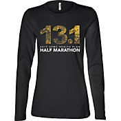 Women's 2017 Pittsburgh Half Marathon 13.1 Finisher Long Sleeve Shirt