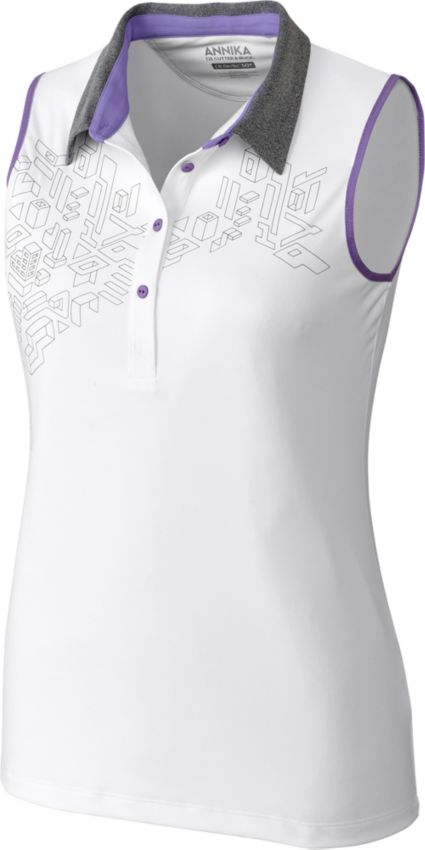 Annika Women's Neves Sleeveless Polo