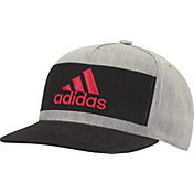 adidas Men's Heather Block Golf Hat