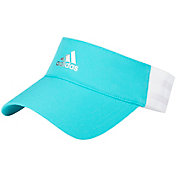 adidas Women's 3-Stripes Golf Visor