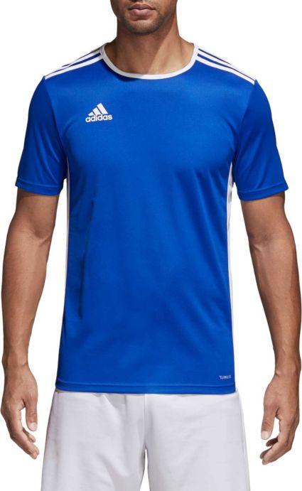 4a3d81338 adidas Men s Entrada 18 Soccer Jersey. noImageFound
