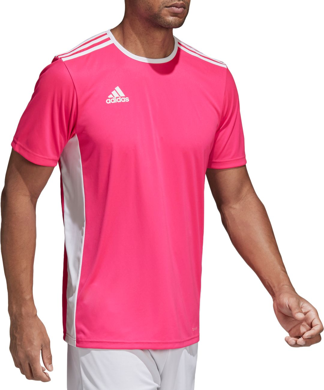 best loved wide varieties buy sale adidas Men's Entrada 18 Soccer Jersey