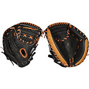 "adidas 31.5"" Youth Triple Stripe Series Catcher's Mitt 2018"