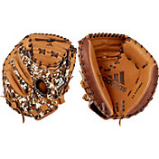 "adidas 31.5"" Youth Triple Stripe Series Catcher's Mitt"