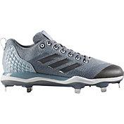 adidas Men's Poweralley 5 Metal Baseball Cleats