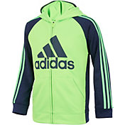 adidas Boys' Game Day Jacket
