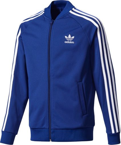 adidas Originals Boys  Superstar Track Jacket. noImageFound 365d35888