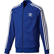 36b18dca7f9c34 Product Image · adidas Originals Boys  Superstar Track Jacket