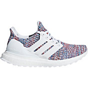 8fca8455013 Product Image · adidas Kids  Grade School Ultraboost Running Shoes in  White Multi