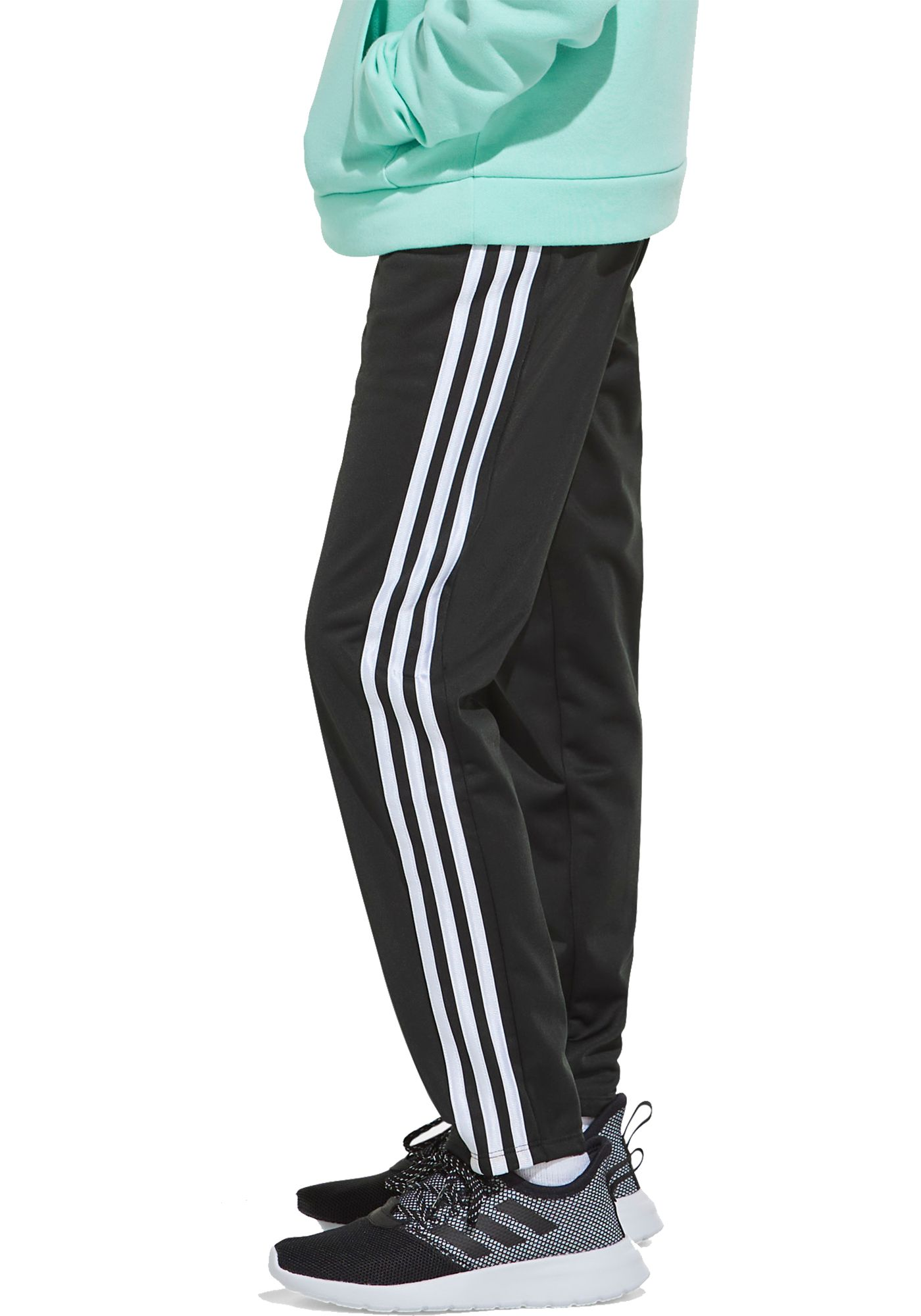 adidas Girls' Tricot Track Pants