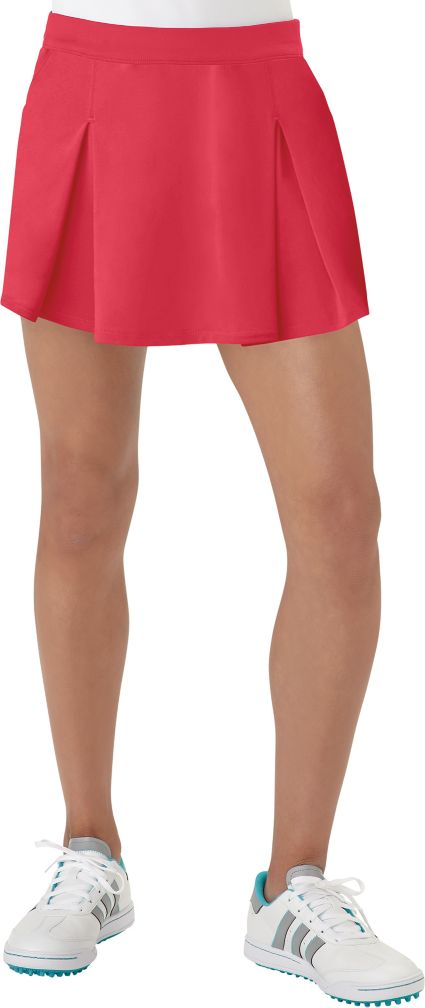 adidas Girls' Fashion Pleated Skort