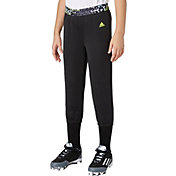 adidas Girls' Destiny Printed Softball Pants