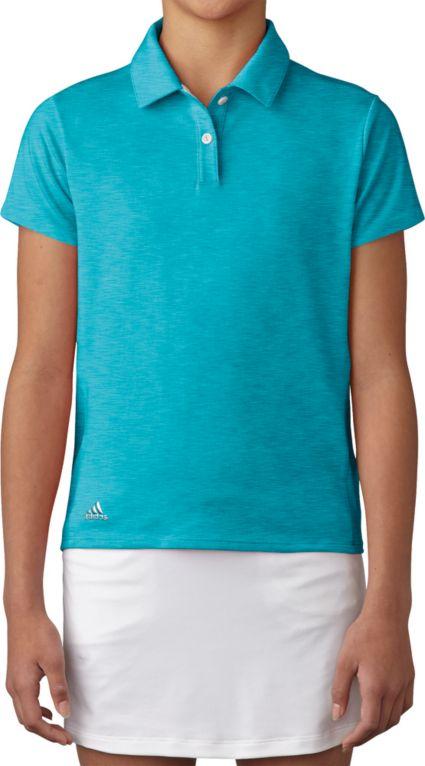 adidas Girls' Essential Polo