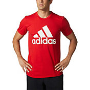 adidas Men's Badge Of Sport Athletic T-Shirt