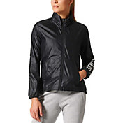 adidas Women's Linear Windbreaker