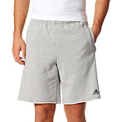 adidas Men's Essentials Raw-Edged Sweat Shorts