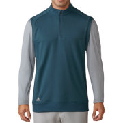 adidas Men's Club 1/4-Zip Golf Vest