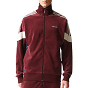 adidas Originals Men's Velour Track Jacket