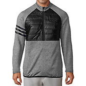 adidas climaheat Competition Quilted 1/2-Zip Golf Pullover
