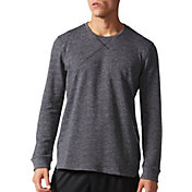 adidas Men's Cross-Up Basketball Long Sleeve Shirt